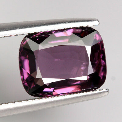 Clean Sublime Gem! 4.84 Ct. 100%natural Top Purplish Pink Spinel Unheated Big!