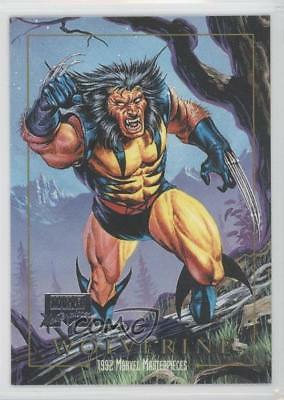 2016 Upper Deck Marvel Masterpieces #94 Wolverine Non-Sports Card 0p3