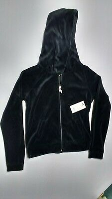 Girl Size 8/10 Juicy Couture Velour Hoodie Nwt