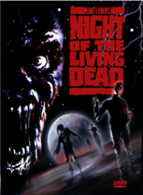 Night of the Living Dead (DVD, 1999)