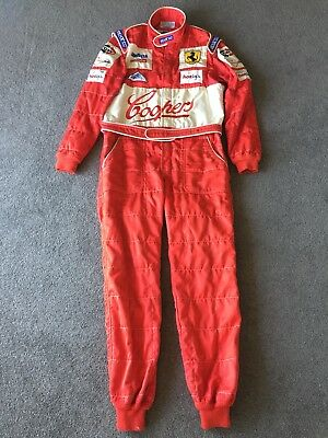 Sparco Professional Race Suit Red size 58