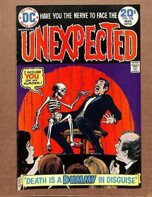 Unexpected # 156 - NEAR MINT 9.2 NM - Mystery Horror Stories! DC Comics!!