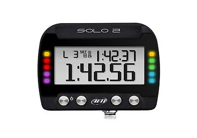 AiM SOLO 2 The Brand-New GPS Lap Timer
