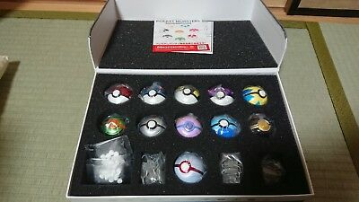 Pokemon Pocket Monsters Ball Collection SPECIAL (Premium Bandai Limited) F/S