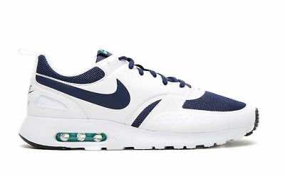 SCARPE NIKE AIR MAX VISION 918230 400 MODA UOMO FASHION BLUE WHITE SPORTSTYLE