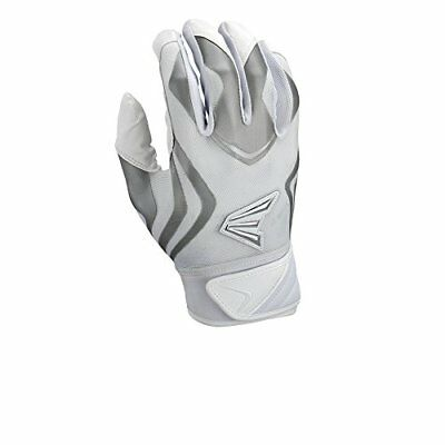 New Easton Prowess Womens XL Fastpitch Softball Batting Gloves White