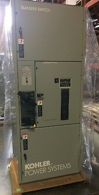 Kohler Automatic Transfer Switch, Model KBC-DMTA-0150B