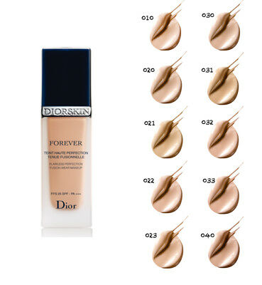 Diorskin Forever Foundation Various Shades New Boxed 30Ml Bargain