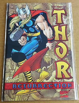 """Marvel Comics; """"the Mighty Thor / Resurrection"""" Gn New/unread High Grade Nm"""