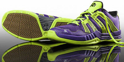 Salming Race R1 2.0 Mens Court Shoes - Purple