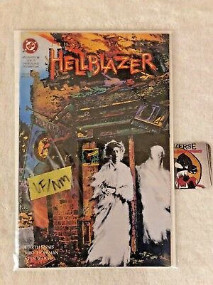 Hellblazer #48 VF/NM DC Comics 1991