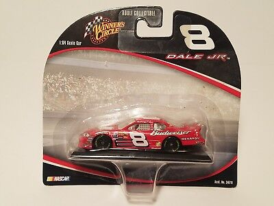 NASCAR 8 DALE Jr 2006 Winners Circle 164 Diecast