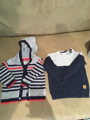 Jumpers 12-18 Months Boys