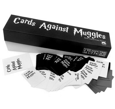 🌟🌟 Cards Against Muggles HARRY POTTER version of CARDS AGAINST HUMANITY 🌟🌟