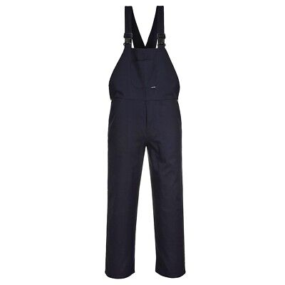 Portwest Workwear Bib and Brace Coverall Overall Engineer Work Trousers C881