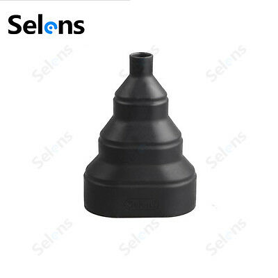 Selens Magnetic Flash Modifier Snoot Conical For YongNuo  Canon Nikon Speedlight