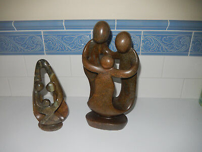 Soap Stone Carving Sculptures