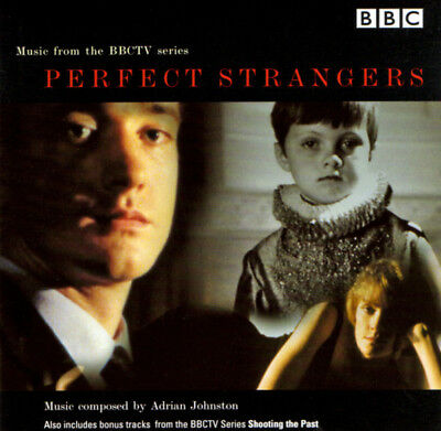 PERFECT STRANGERS + SHOOTING THE PAST / Adrian Johnston CD OST
