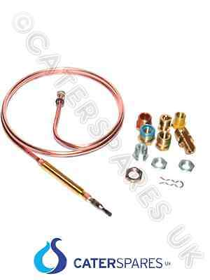 Super Universal Threaded Thermocouple For Fryers Gas Range Grills Steamers