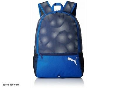 Puma Zaino Alpha Backpack, Unisex, Puma, Art. 074712 02 (Lapis Blue)