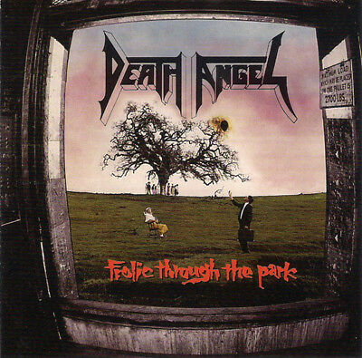 Death Angel – Frolic Through The Park RARE CD! FREE SHIPPING!