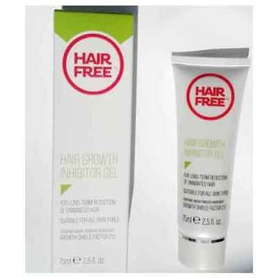 No 1 HAIR FREE Hair Removal + Retardant Growth Inhibitor Gel
