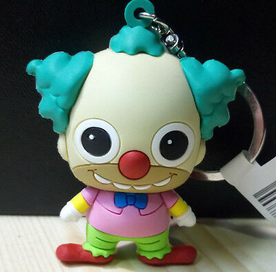 The Simpson Blind Pack Keychain Krusty