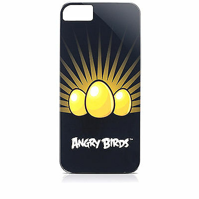 Gear4 Angry Birds Hard Case Back Cover for iPhone 5/5S SE Golden Egg (ICAB503G )