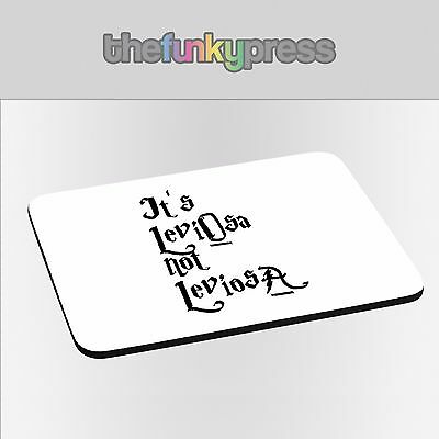 Abystyle Abysse Corp /_ Abyacc246/HARRY POTTER-mousepad-hogwarts Lettre version anglaise