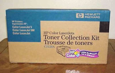 Genuine HP C3120A  Toner Collection Kit Color