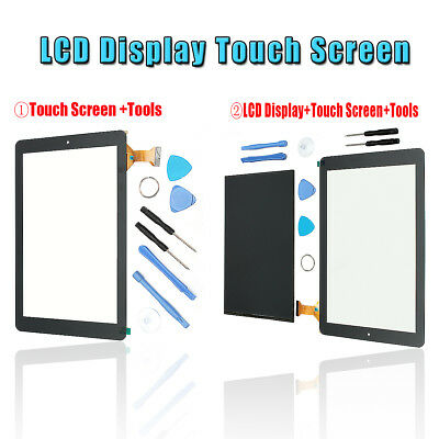 "For RCA 10 Viking 10.1""Pro RCT6303W87DK LCD Display Touch Screen Digitizer WJ733"