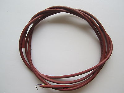 New Sewing Machine Parts Singer, Jones Treadle Leather Belt 200Cm Long