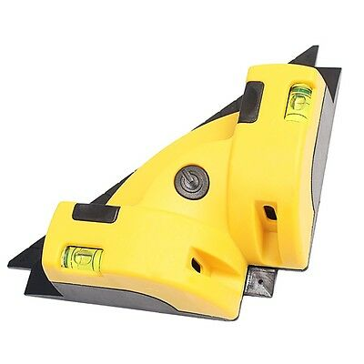 Right Angle 90 Degree Vertical Horizontal Laser Line Projection Square Level