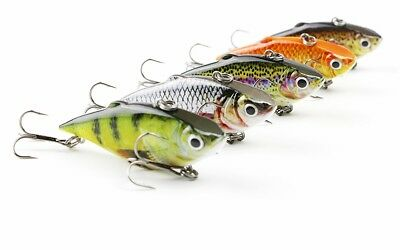 Lipless Crankbait Fishing lure Brown trout Rainbow Freshwater 63mm 9g