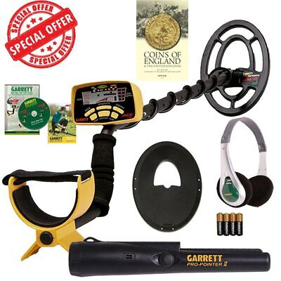 Garrett Ace 250 Accurate Locator Package - Includes Pro Pointer 2
