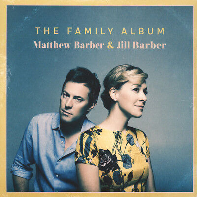 Matthew & Jill Barber - Family Album (Vinyl LP - 2016 - US - Original)