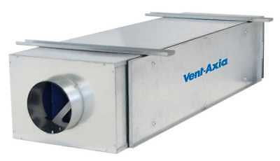 Vent Axia Pure Air Particle And Gas Filters