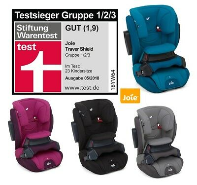 Joie Traver Shield Designs 2018 Gruppe 1/2/3, 9-36 kg - Neu