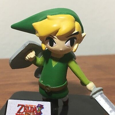 Legend Of Zelda Link Mini figurine
