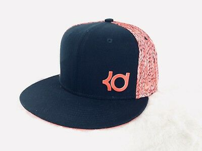 e4563d9661ee Nike Mens KD S True Adjustable Hat Black One Size Navy Blue Bright Red