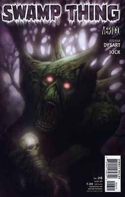 Swamp Thing (2004 series) #26 in Near Mint condition. FREE bag/board