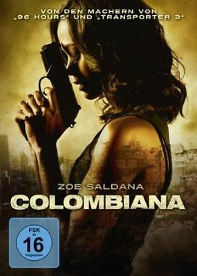 Colombiana DVD #G1965351