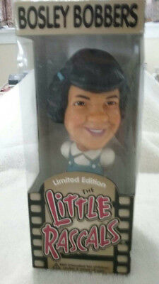 "2001 Bosley Bobbers The Little Rascals Spanky Bobblehead - 6"" Tall"