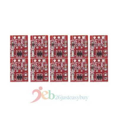 10 Pcs TTP223 Capacitive Touch Switch Button Self-Lock Module Set For Arduino l