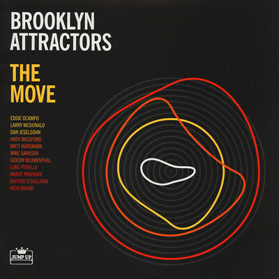 Brooklyn Attractors - The Move (Vinyl LP - 2016 - US - Original)
