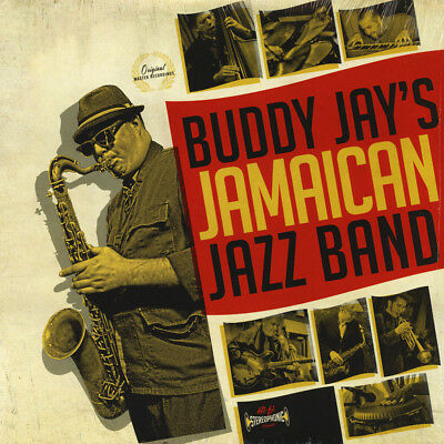 Buddy Jay'z Jamaican Jazz Band - Buddy Jay'z J (Vinyl LP - 2016 - US - Original)