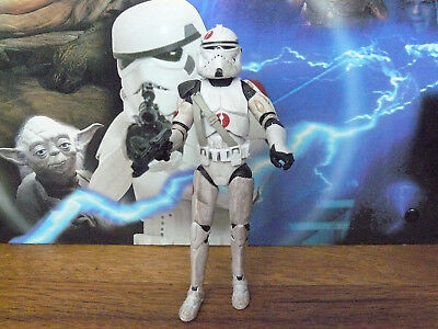 Star Wars Figur, Clone Trooper, Actionfigur, Hasbro, T3.