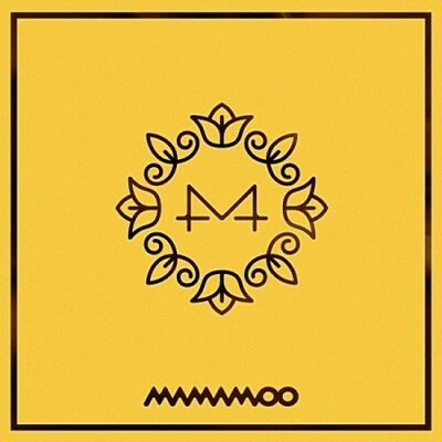 Mamamoo-[Yellow Flower] 6th Mini Album CD+Poster+Booklet+Card+Gift K-POP Sealed