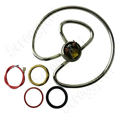 Element for Burco Hot Water Tea Urn Boiler 2.5KW OR 3KW With Gasket and Nut