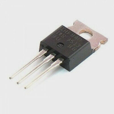 IRF840 IR Transistor N-MOSFET unipolare 500V 8A 125W TO220AB
